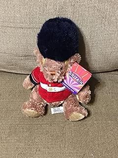 Keel Toys Glorious Britian Guardsman Bear Plush