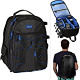 Acuvar Professional DSLR Camera Backpack with Rain Cover for Canon,...