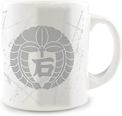 戦国武将 マグカップ 【石田三成】【シルエット】