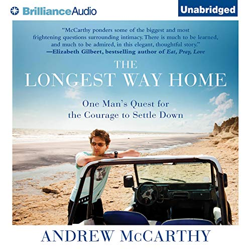 The Longest Way Home book cover