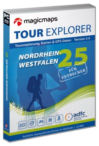 Tour Explorer , Version 5.0 Deutschland -  Nordrhein-Westfalen, Version 5.0