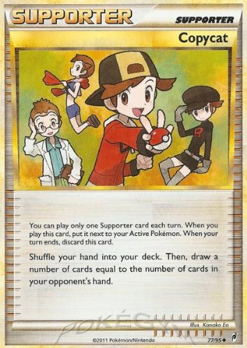 Pokemon - Copycat (77) - Call Of Legends