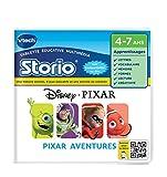 Vtech - 233505 - Storio 2 et générations suivantes - Jeu éducatif - Pixar...