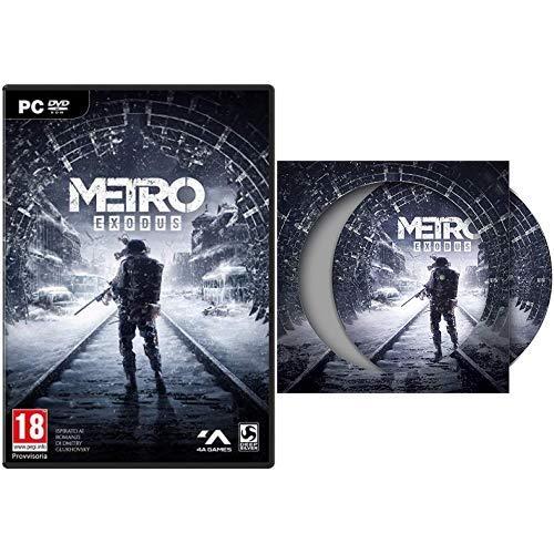 Metro Exodus - Vinyl Edition [Esclusiva Amazon] - PC inkl. Soundtrack auf Vinyl