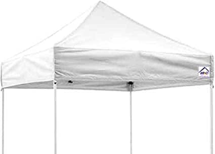 Amazon Com Impact Canopy Replacement Top Cover White 10x10 Garden Outdoor