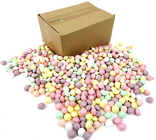 Concord Tangy Tarts Uncoated Bulk Vending Candy, 3 lb Bag