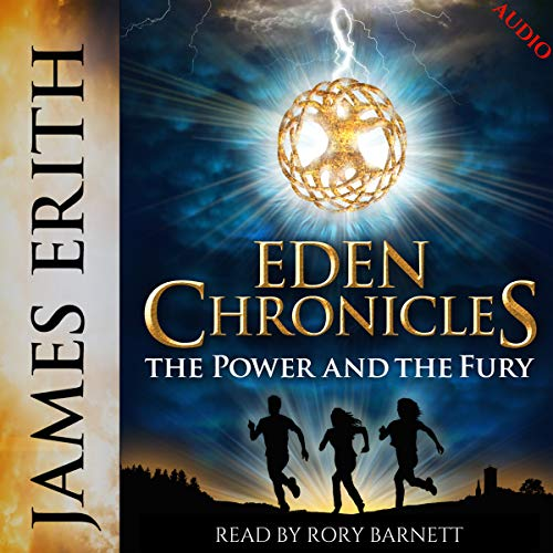 The Power and the Fury cover art
