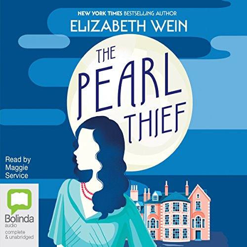 The Pearl Thief  By  cover art