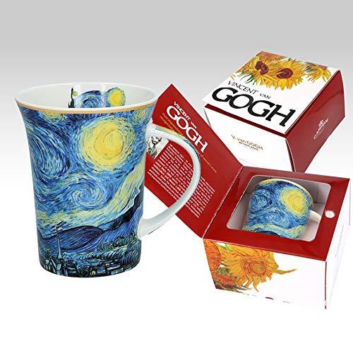 Carmani Taza Acampanada Noche Estrellada Vincent Van Gogh