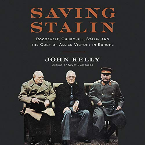 Saving Stalin cover art