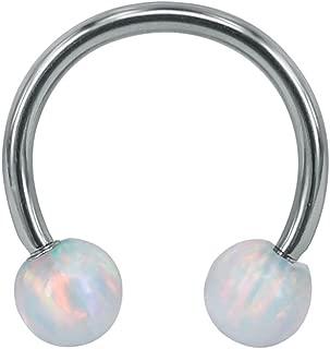 earrings that look like belly button rings