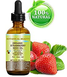 Strawberry Seed Oil Benefits