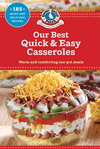 Our Best Quick & Easy Casseroles (Our Best Recipes)