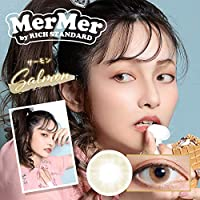 カラコン MerMer by RICH STANDARD 14.2mm 1day 10枚入り (サーモン, -5.50)