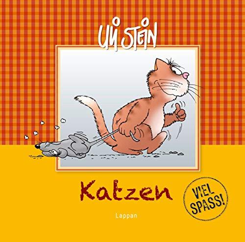 Uli Stein Katzen - Viel Spaß!