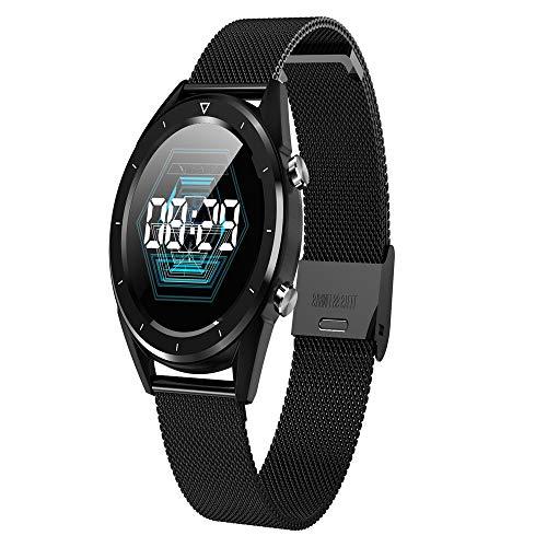 LWNGGE Smart Watches Fitness Trackers Horloge Smartwatch Band gezondheid monitoring omgeving met betaalfunctie meertalige bluetooth beweging voor lange standby