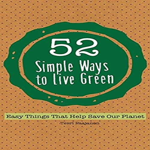 52 Simple Ways to Live Green cover art