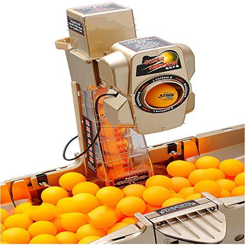 Máquina De Saque De Tenis De Mesa, Red De Recogida Automática De Bolas De Ping Pong Robot De Función Completa Niños/Adultos Dispositivo De Entrenamiento De Habilidades De Tenis De Mesa