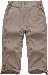 Jessie Kidden Women's Outdoor Quick Dry Convertible Pants Lightweight Hiking Fishing Zip Off Stretch Cargo Trousers #6601F