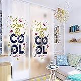 Pellicola per Vetri Colorati Verfolgung Von Traumbalkonen Glasaufkleberfenster Transparentes Undurchsichtiges Badezimmerfensterpapier Milchglasfolie-C.-60 * 300Cm
