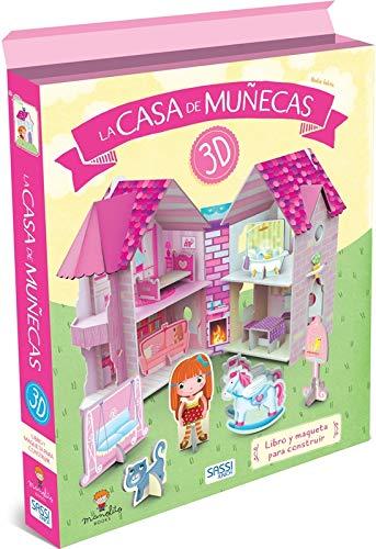 La Casa De Muñecas. Carton 3D. Con maqueta. Edic. ilustrado (Español)