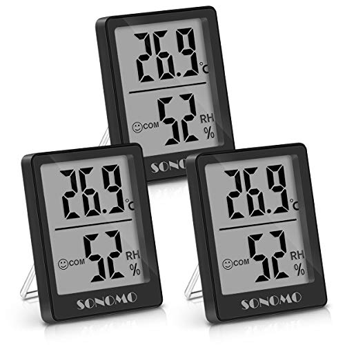 Sonomo -   Thermo-Hygrometer,