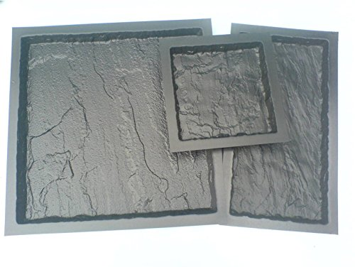 Old York Paving slab mould - Plastic mould to create concrete slabs (600x300x38mm)