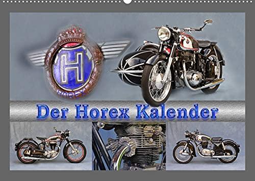 Der Horex Kalender (Wandkalender 2022 DIN A2 quer)