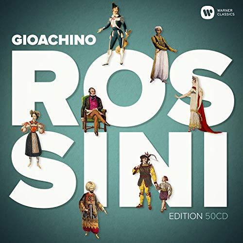 Rossini Edition (Box 50 Cd)