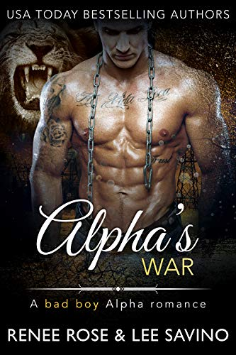 Alpha's War (Bad Boy Alphas Book 7)