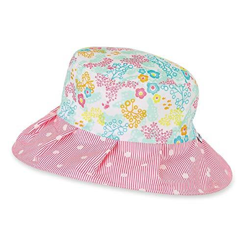 Sterntaler Zusammenfaltbarer Reif-Hut mit Pop-up Funktion, Alter: 4-6 Jahre, Größe: 55, Mintgrün