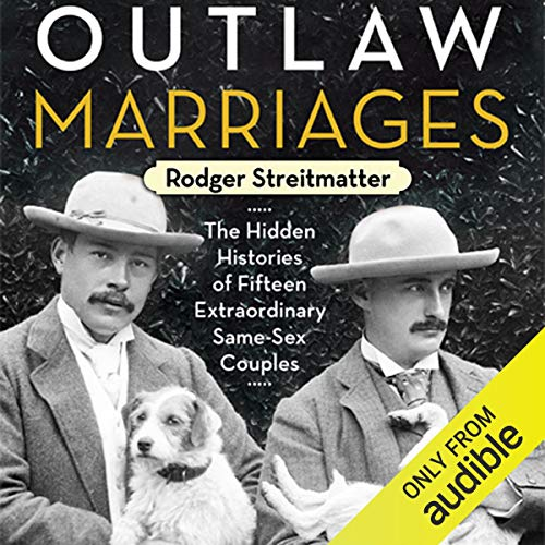 Outlaw Marriages audiobook cover art