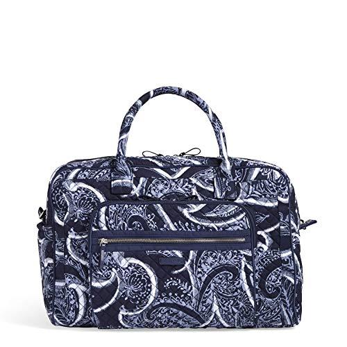 Vera Bradley Signature Cotton Weekender Travel Bag, Indio