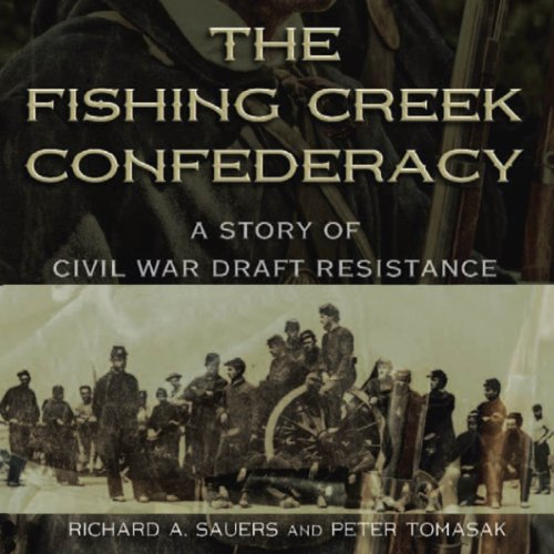 The Fishing Creek Confederacy audiobook cover art