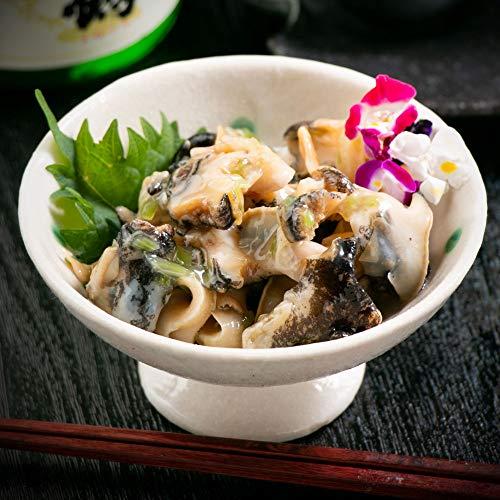 北海道 さっぽろ朝市 高水 業務用 つぶわさび 1kg 北海道産 珍味 つぶ貝