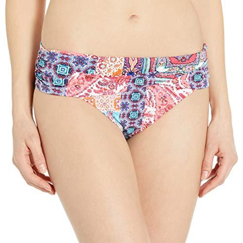 Bleu Rod Beattie Women's Swimsuit Bikini Top and Bottom, Free Spirit Multi, 10