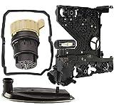 Bapmic 1402701161 Transmisión Automática Unidad de Control Kit Platino Juego Eléctrico+Filtro+Enchufe + Junta de Goma para 722.6