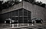 Firefly Arts Mercedes Benz CLS 96cm x 60cm 38Zoll x 24Zoll
