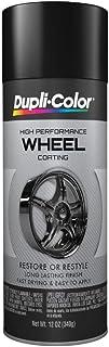 Dupli-Color EHWP10800 High-Performance Wheel Coating Gloss Black