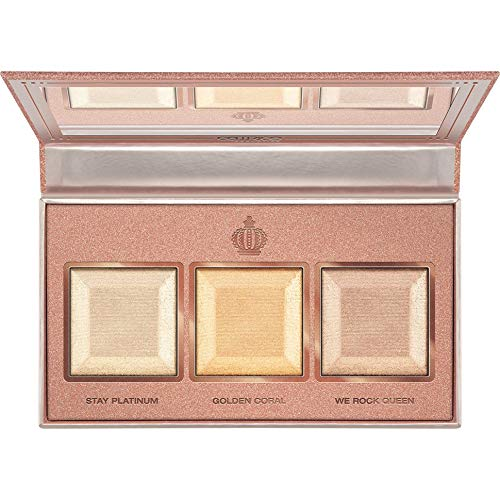 Catrice Better Than Platinum Baked Highlighter Palette - 1er Pack