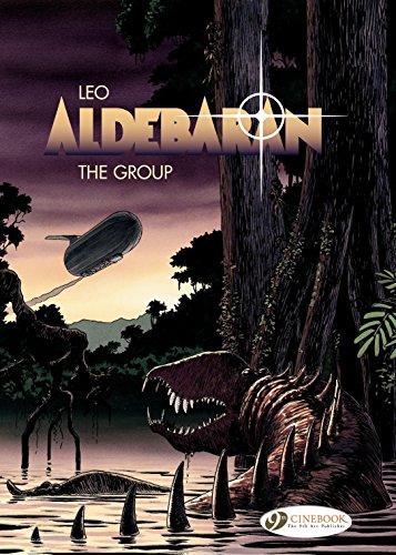 Aldebaran - Volume 2 - The Group (English Edition)