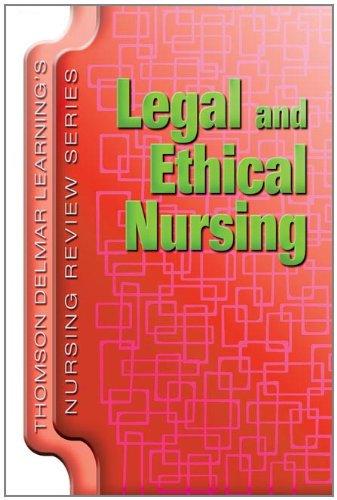 Delmar's Nursing Review Series (Thomson Delmar Learning's Nursing Review Series)