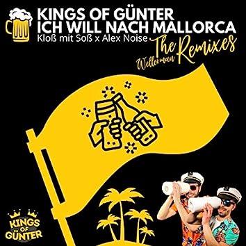Ich will nach Mallorca (The Wellerman Remixes)