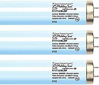 Midday Sun F71T12 5.0 100W Tanning Lamps - Best Bronzing Bulbs! (8)