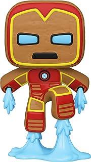 Funko Pop! Marvel: Gingerbread Iron Man