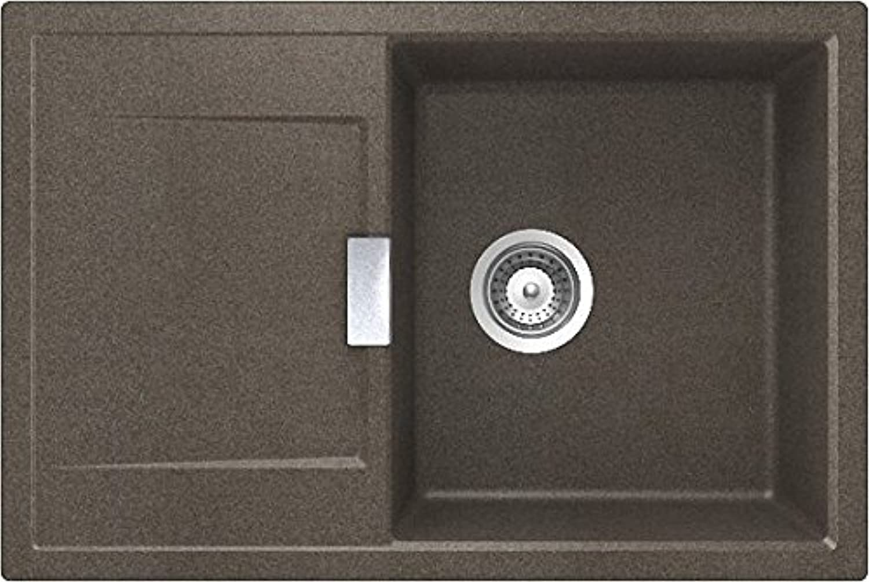 Schock Mono D100 Unterbau in der Farbe bronze MOND100UBRO