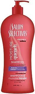 Salon Selectives Shampoo Moisture Quench 34 Fluid Ounce
