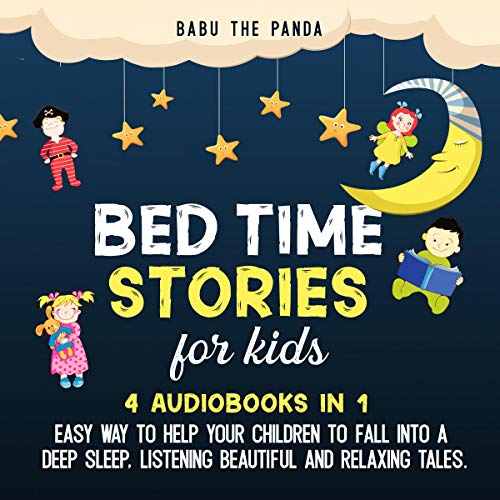 Couverture de Bed Time Stories for Kids