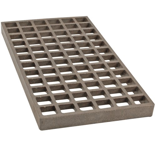 """Rankin Delux RDLR-02 Bottom Grate, 8 by 15"""""""