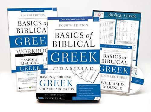 13 best basics of biblical greek grammar, third edition for 2020